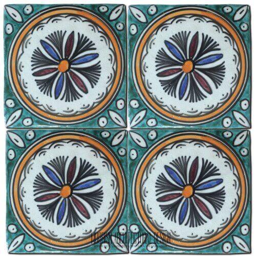 Portuguese Tile Los Angeles California