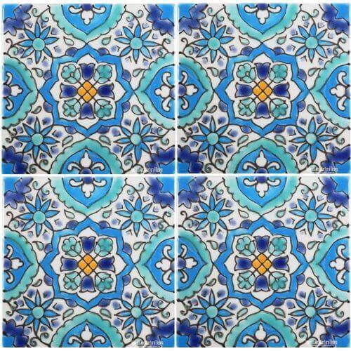 Mediterrane... Mediterranean Tile 19