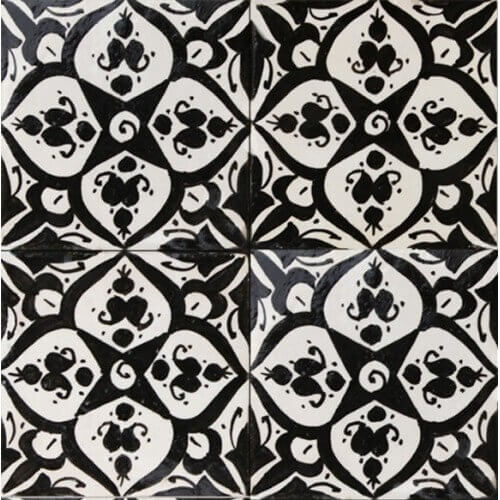 Hand Painted Tiles San Diego California