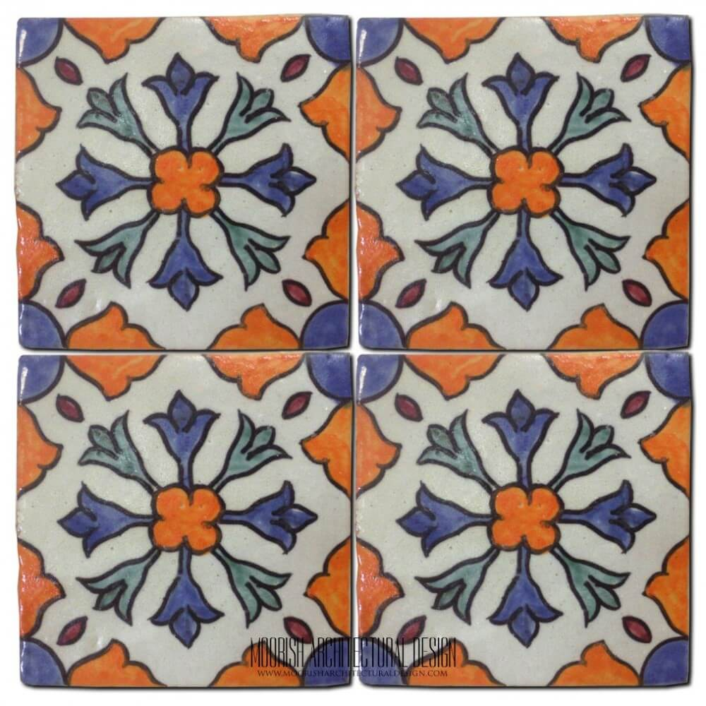 Making ceramic tiles at home