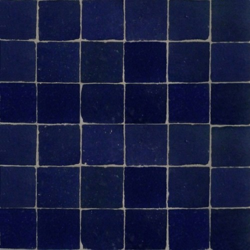 Blue Moroccan Tile San Francisco