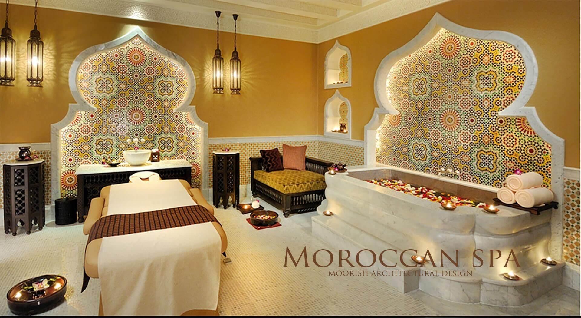 Moorish Bathroom, kitchen, pool Tiles Specialist