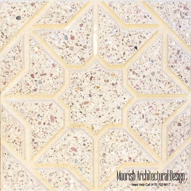 Moroccan Paver Tile