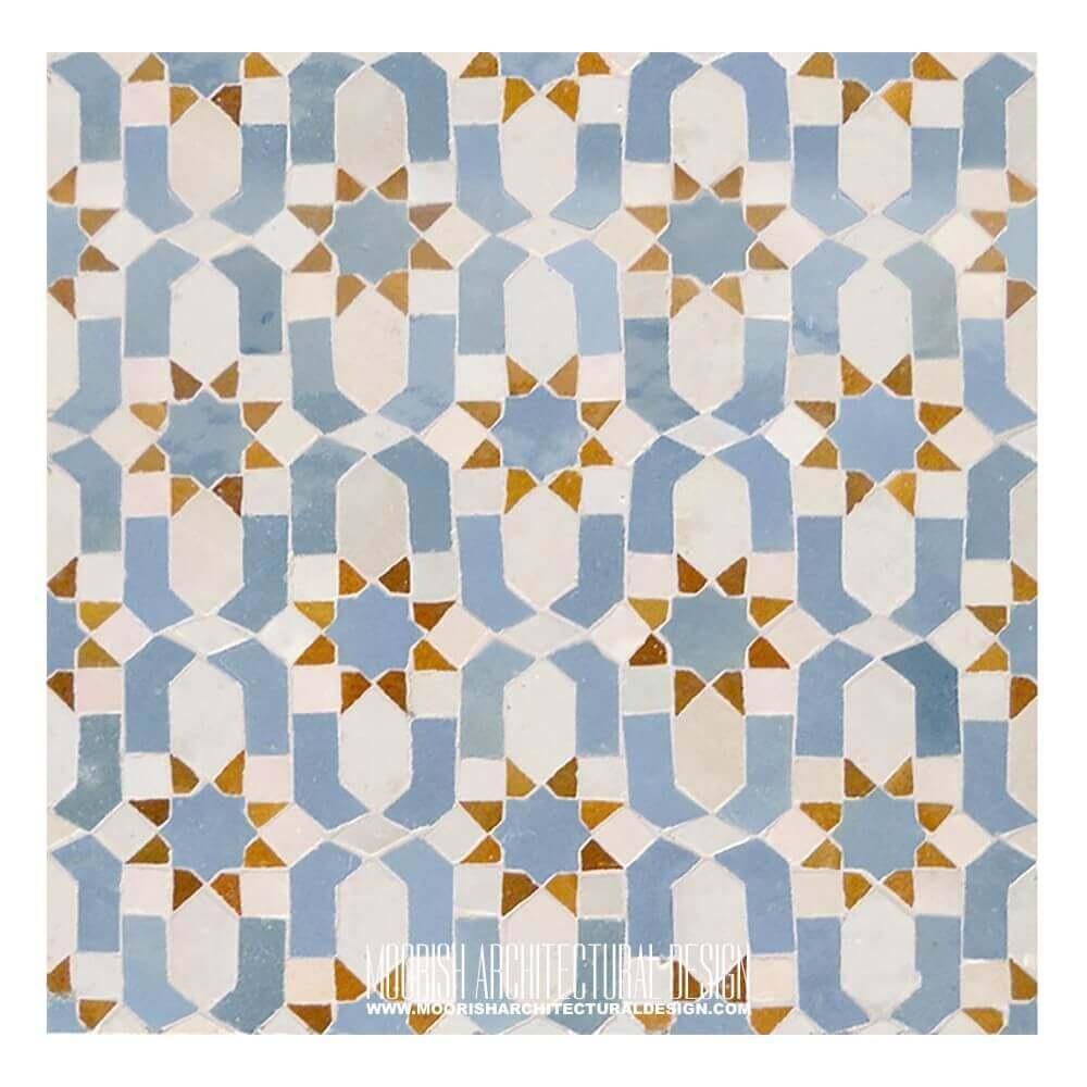 Moroccan Kitchen Floor Tiles: Moorish Kitchen Tile Design Ideas