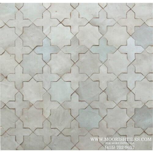 Moroccan Tile Kitchen Floor