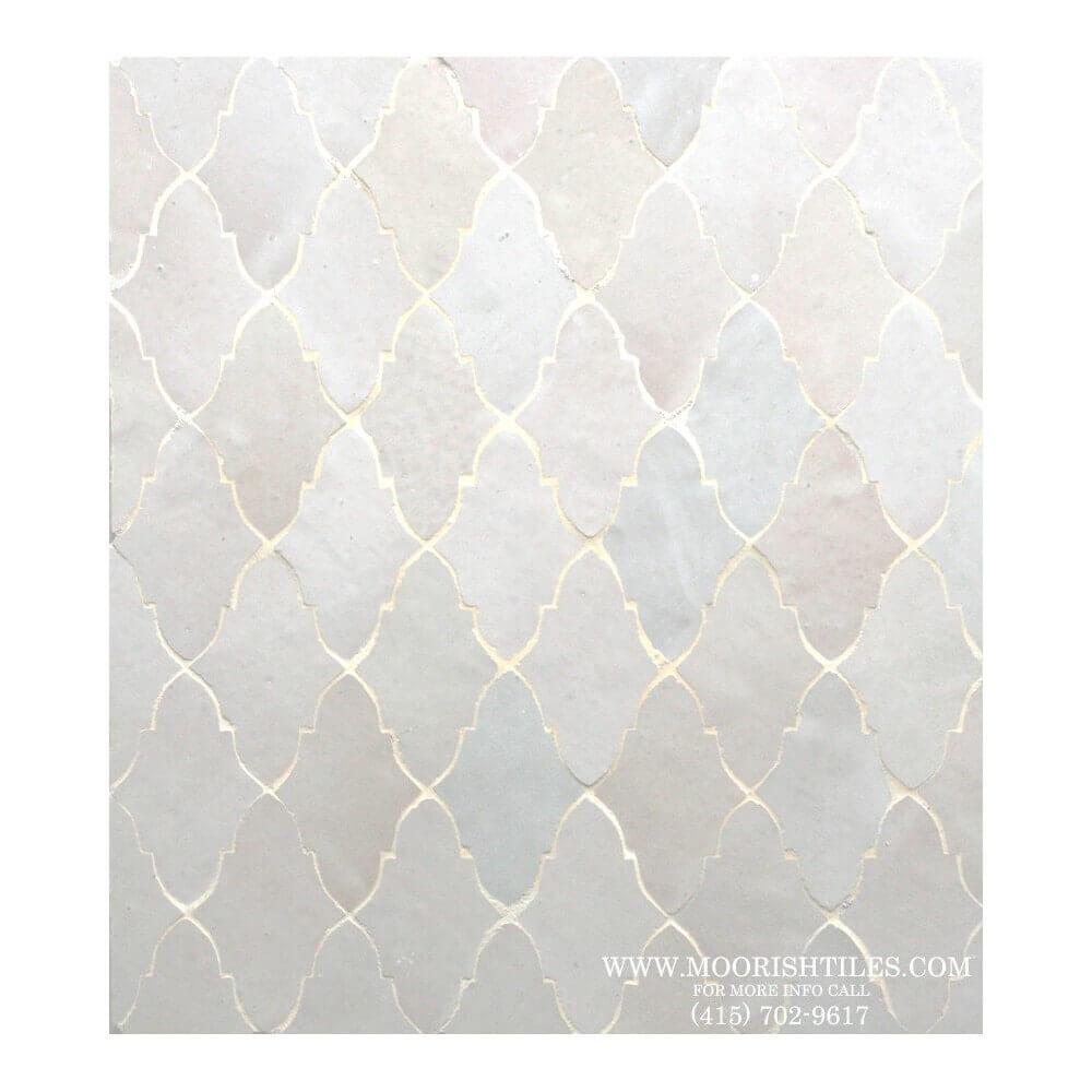 Best White Moroccan Kitchen Tiles Ideas Online White Zellige