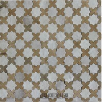 Moroccan Tile San Francisco Bay California