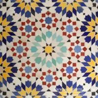 Moresque Tile