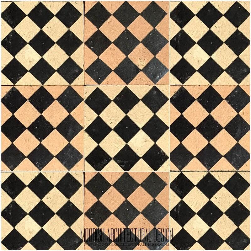 Rustic Mediterranean Tile Ideas for Kitchen & Bathroom