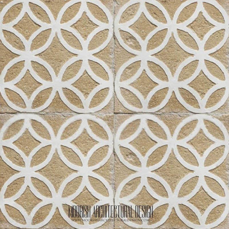 Moorish Fireplace Design Ideas