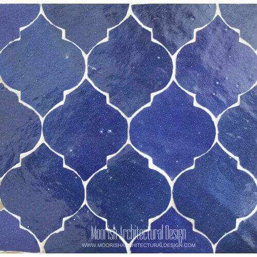 Arabesque Tile Moroccan Bathroom Tile