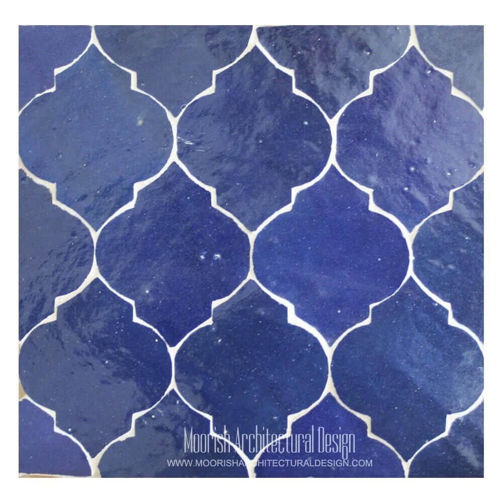 Arabesque Tiles Kitchen Wall: Moroccan Bathroom Tile