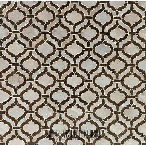Arabesque Tile 15