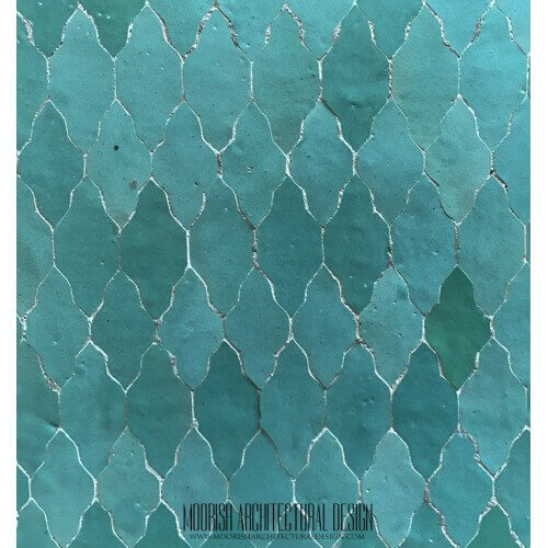 Arabesque Tile 17