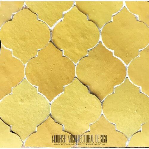 Arabesque Tile 18