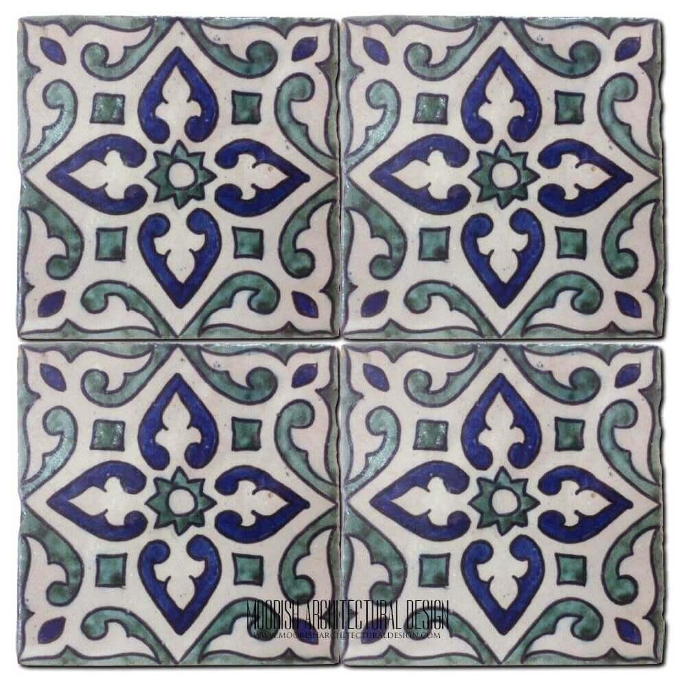 Spanish Tile Portuguese Ceramic