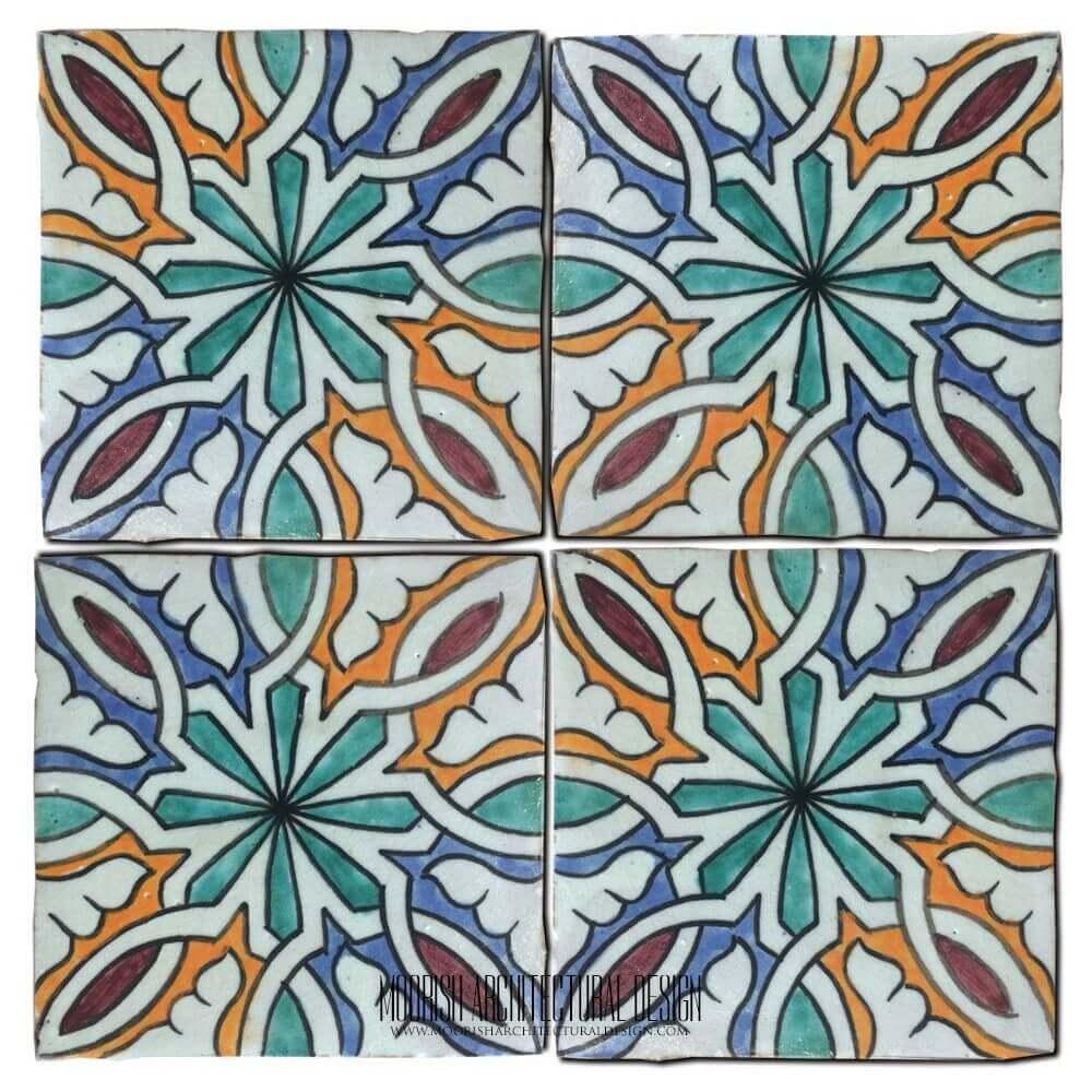 Portuguese Bathroom Tiles | Spanish Tiles for swimming pool