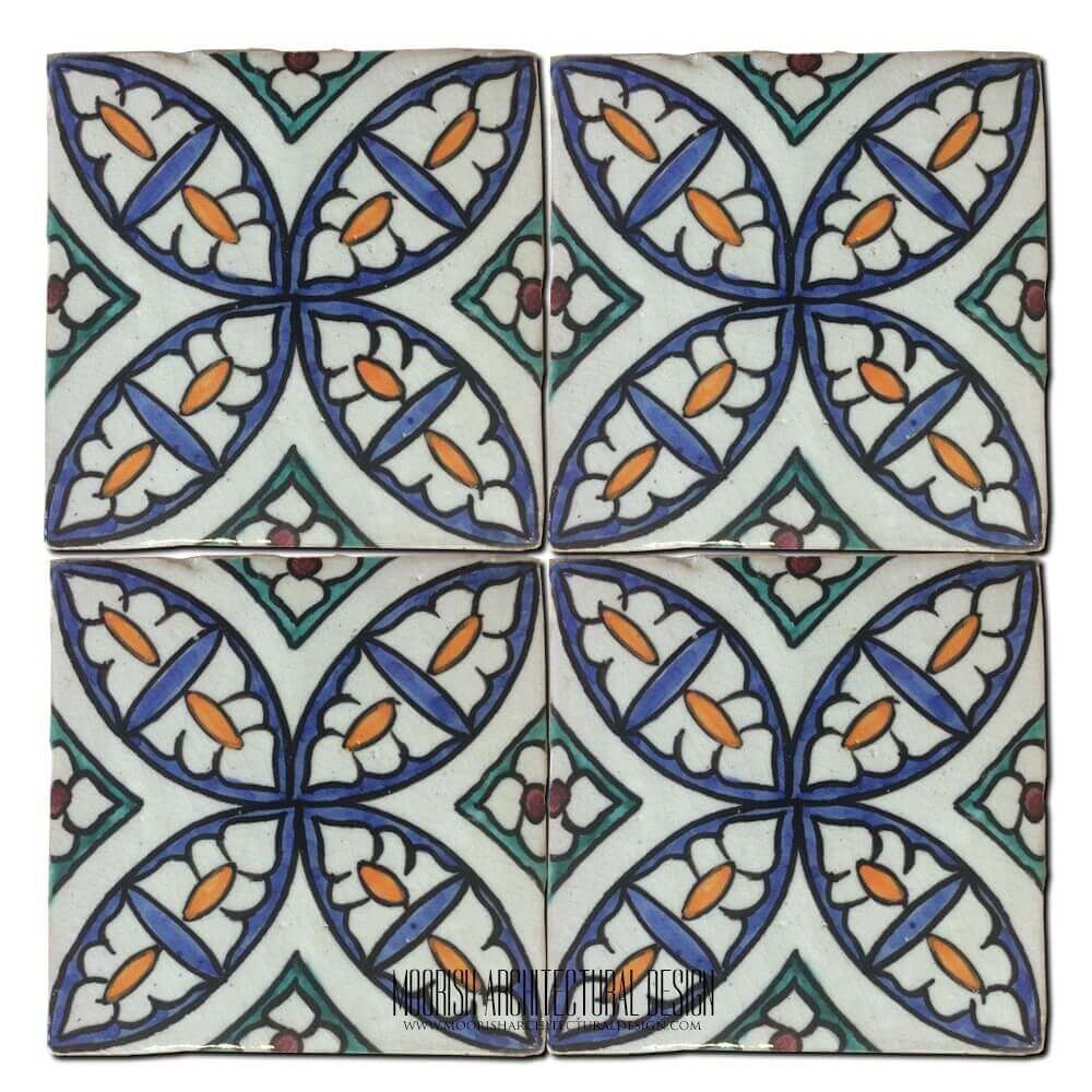 Portugese Kitchen Tiles Decorative Tile Moorish Tiles