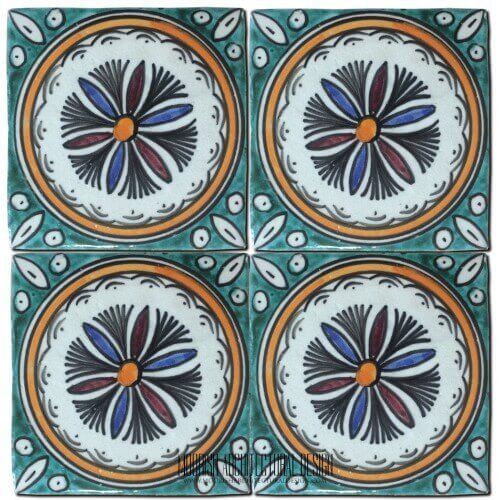 Portuguese Tile Los Angeles California