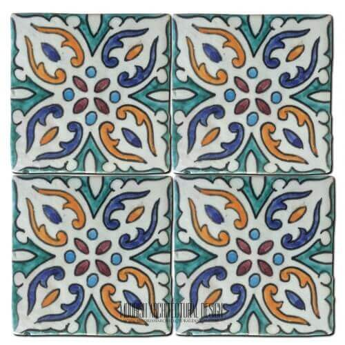Portuguese Tile Shop Santa Barbara California