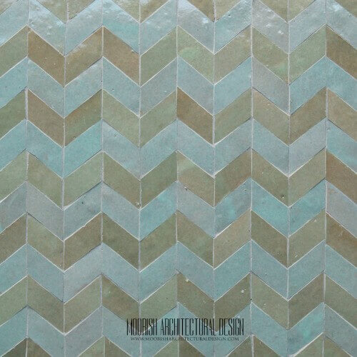 Contemporary Moroccan mosaic tiles - Modern Moorish Tile Patterns (2)