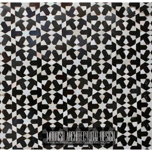 Zellige Monochrome Tile