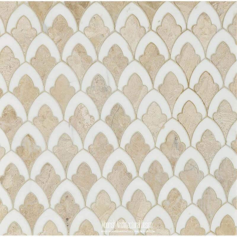 Arabesque Tile Backsplash Moorish Floor Tile For Sale