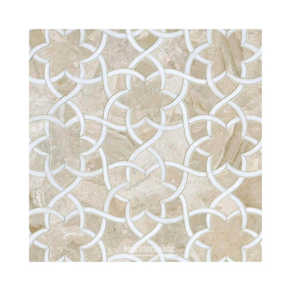Arabesque Backsplash Zellige Tile Flooring