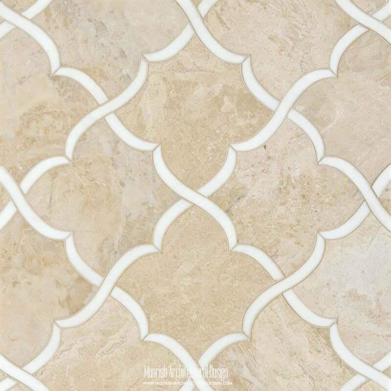 Rustic Moroccan Tile design ideas