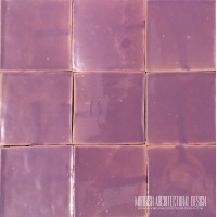 Moroccan Rose Pool Tiles