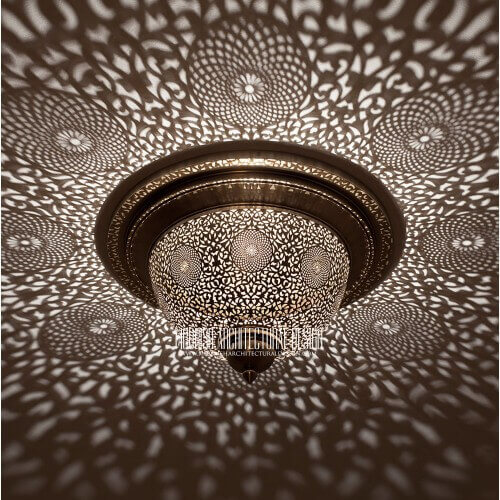 Moroccan Ceiling Light 12