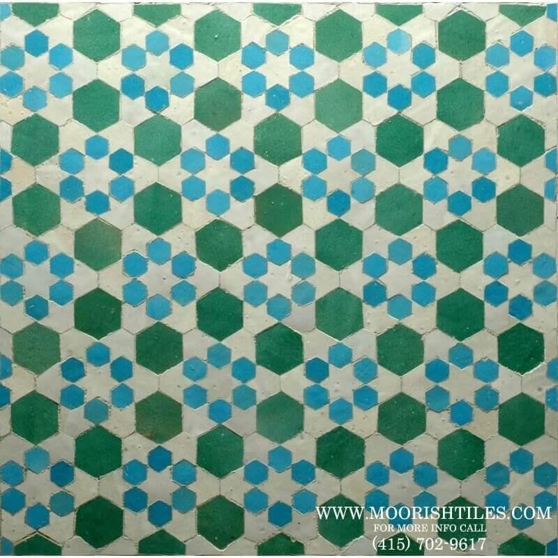 Moroccan Tile 07