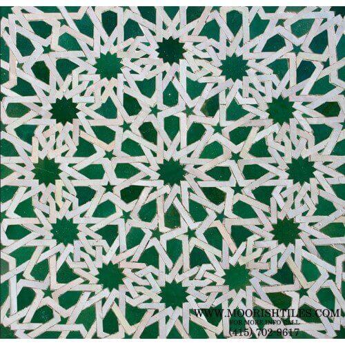 Moroccan Tile 08
