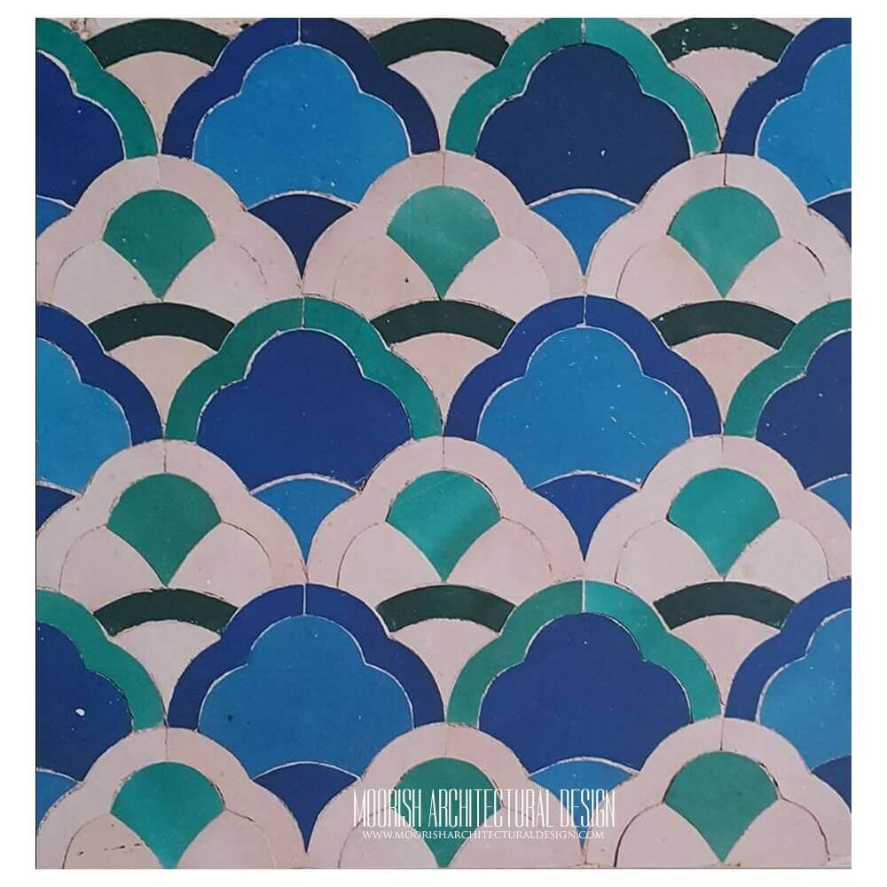 Moroccan Tile Hawaii: Zellige Tile for Kitchen, Bathroom, Pool
