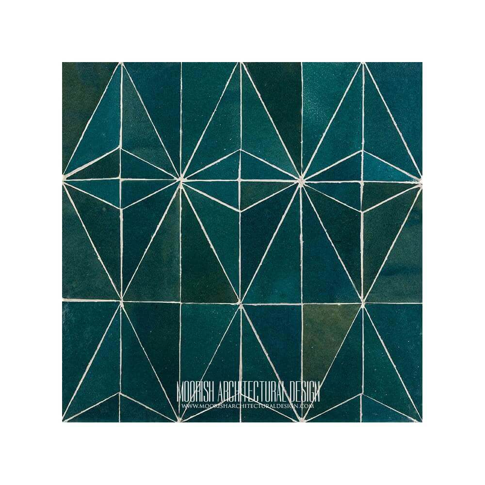 22 Designs With Amazing Morrocan Tile: AMAZING Bathroom Ideas Using Moroccan Tile