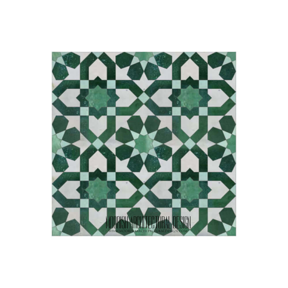 Buy Bespoke Zellige Tiles Online | Moorish Tiles, London, UK