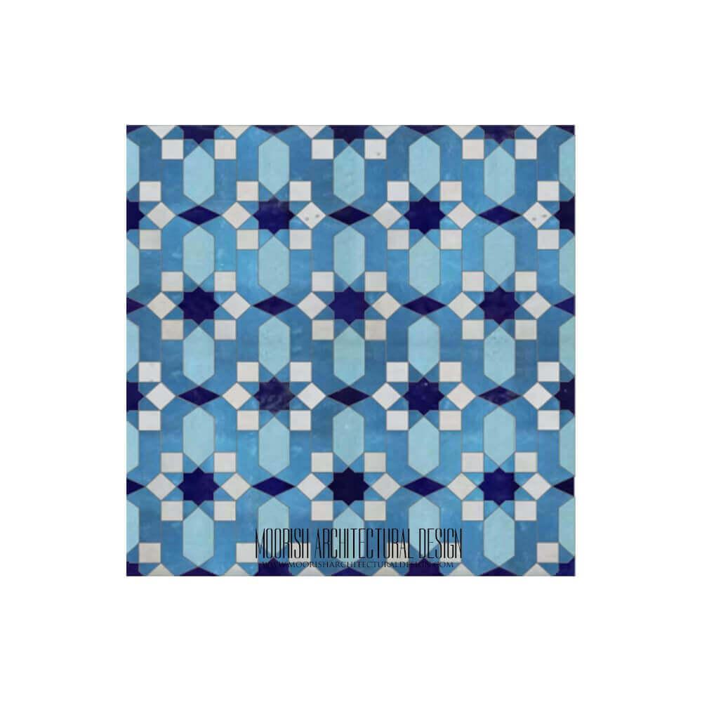 Shop Zellige Tile Online: Moroccan Tile For Sale
