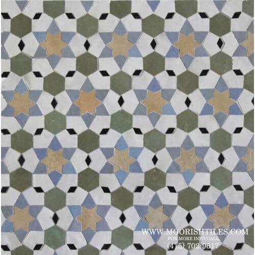 Moroccan Tile 27