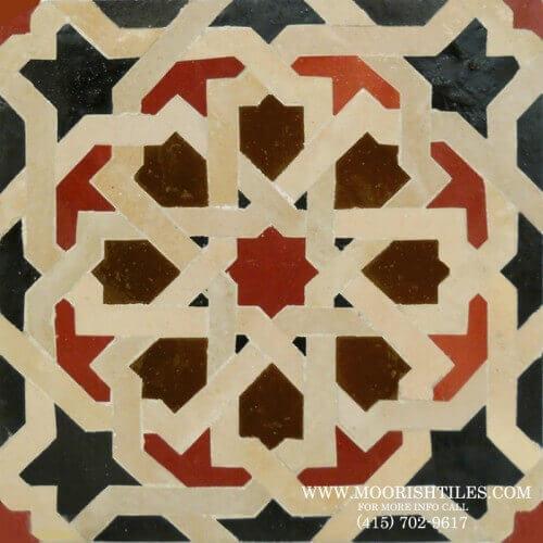 Moroccan Tile 42
