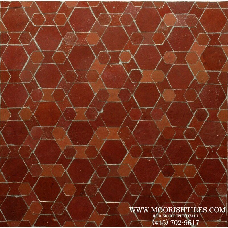 Moroccan Tile Summit Park Utah