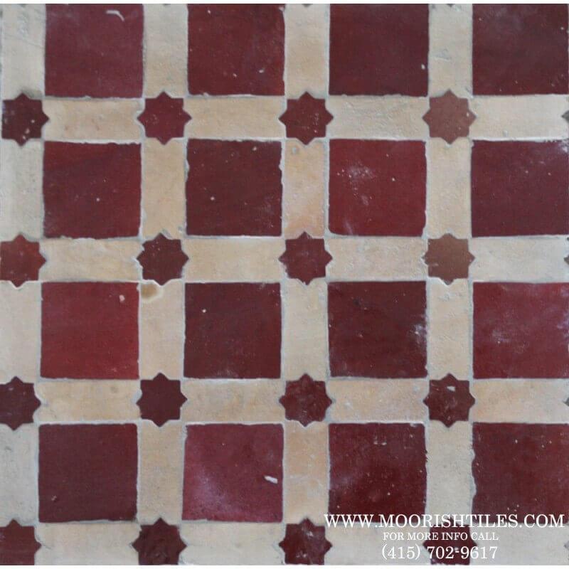 Moroccan Tile Houston Texas