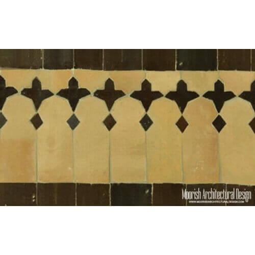 Moroccan Border Tile 03
