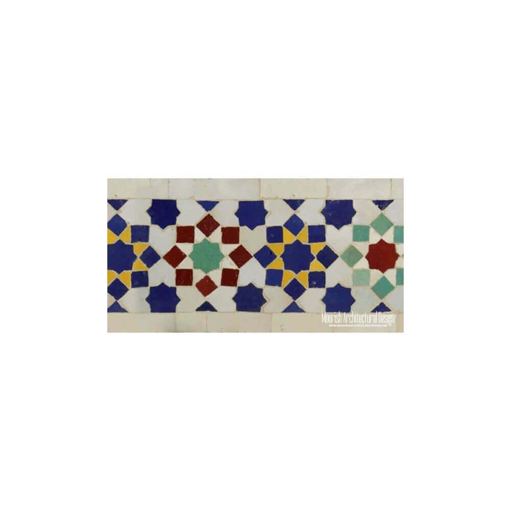 Moroccan Floor Tile Denmark Moorish Tile Zellige