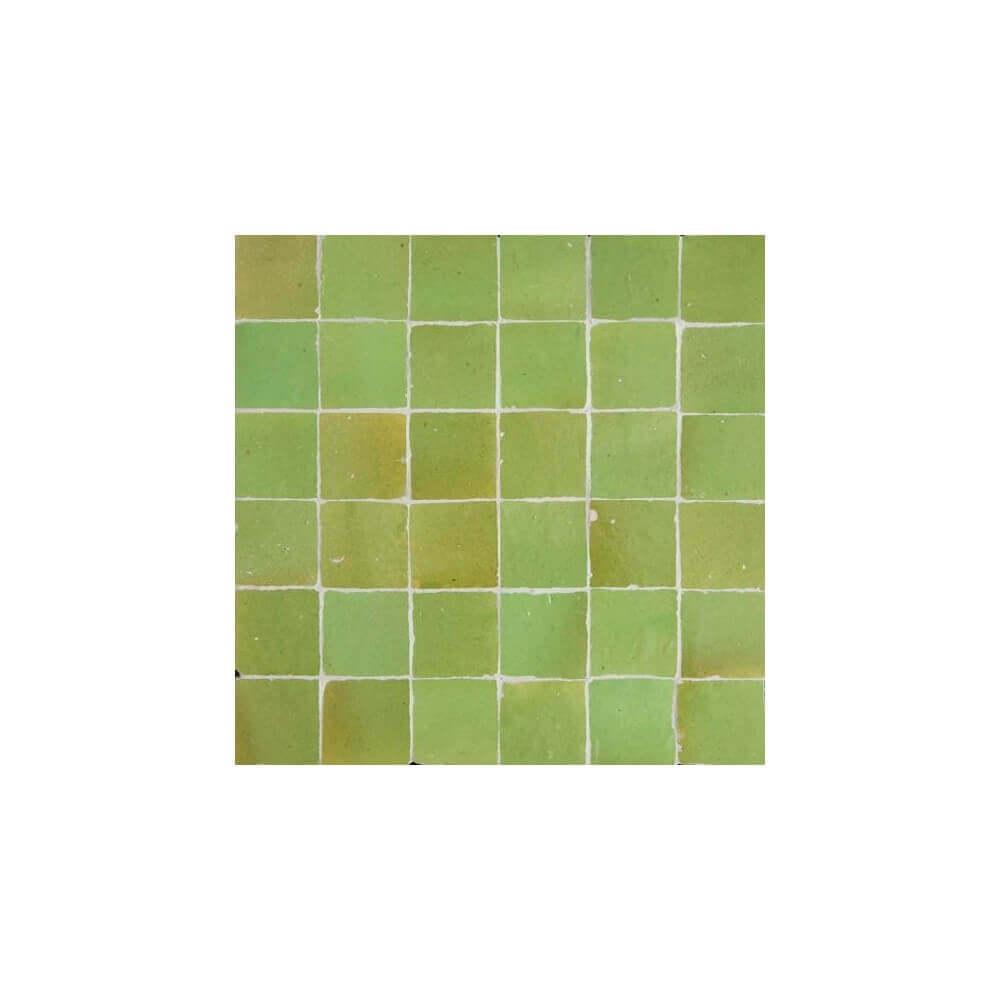 Green Zellige Tile Bathroom Tiles Moroccan