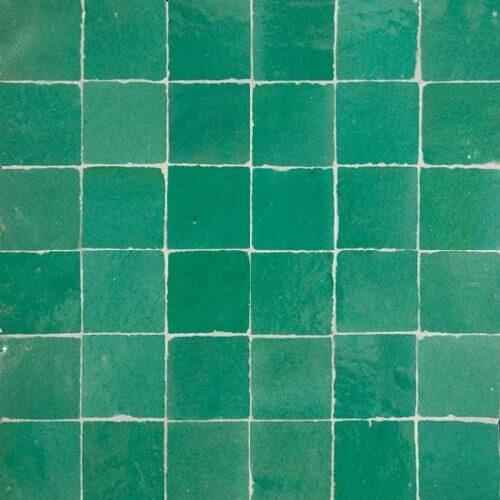 Apple Green Tile