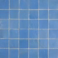 Blue Moorish Tile