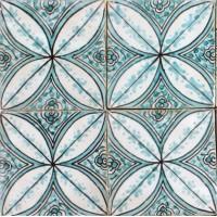 Portuguese pool Tile