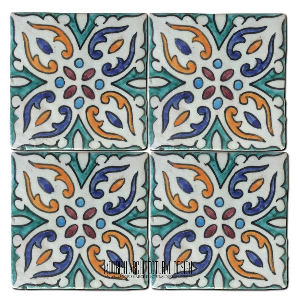 Pool Tiles Portuguese Ceramic Tile Moorish Mosaic