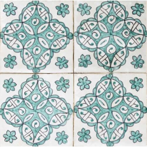 Spanish Kitchen Tile