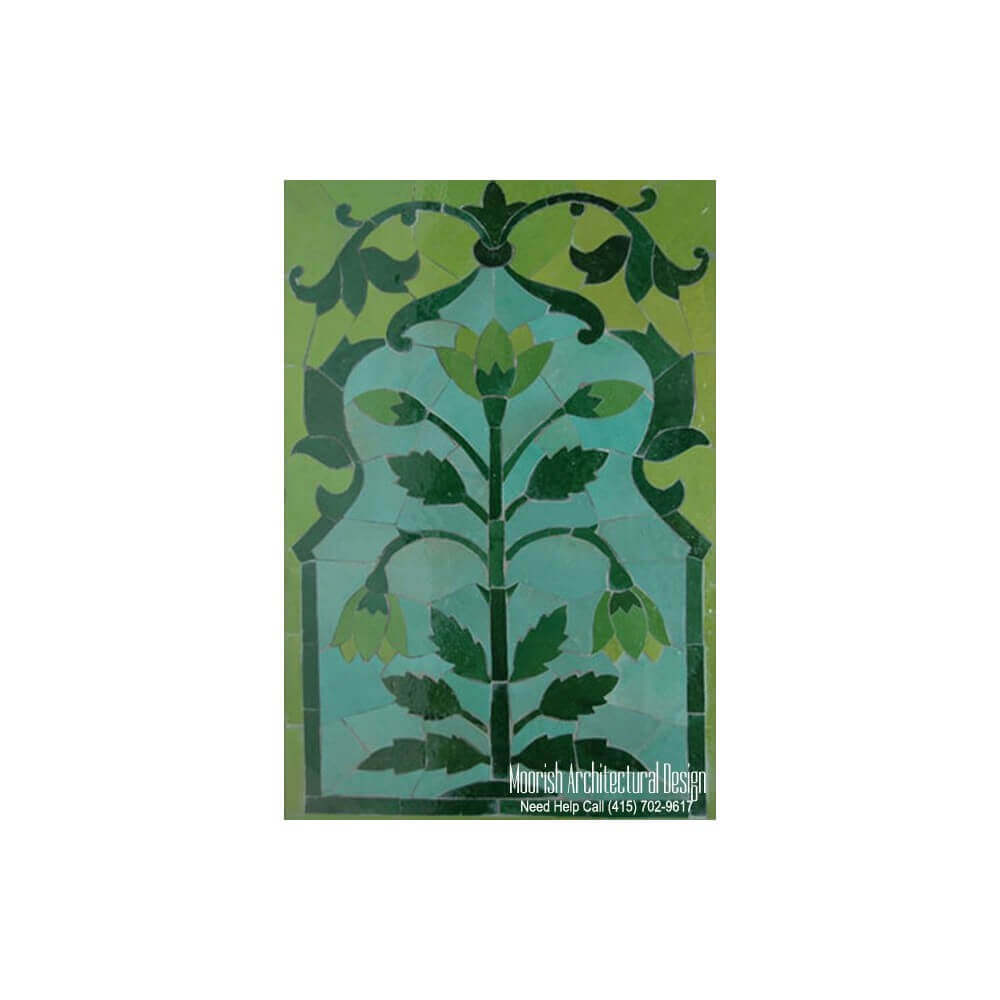 Decorative Ceramic Tile Tile Murals Moroccan Tiles